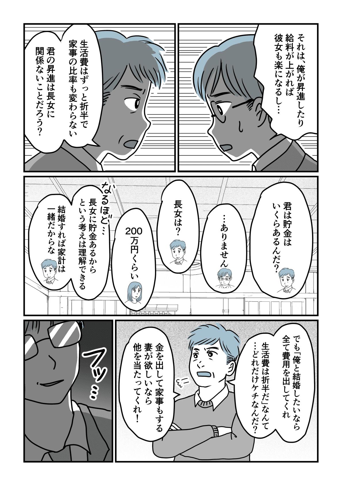 奨学金彼氏後編2