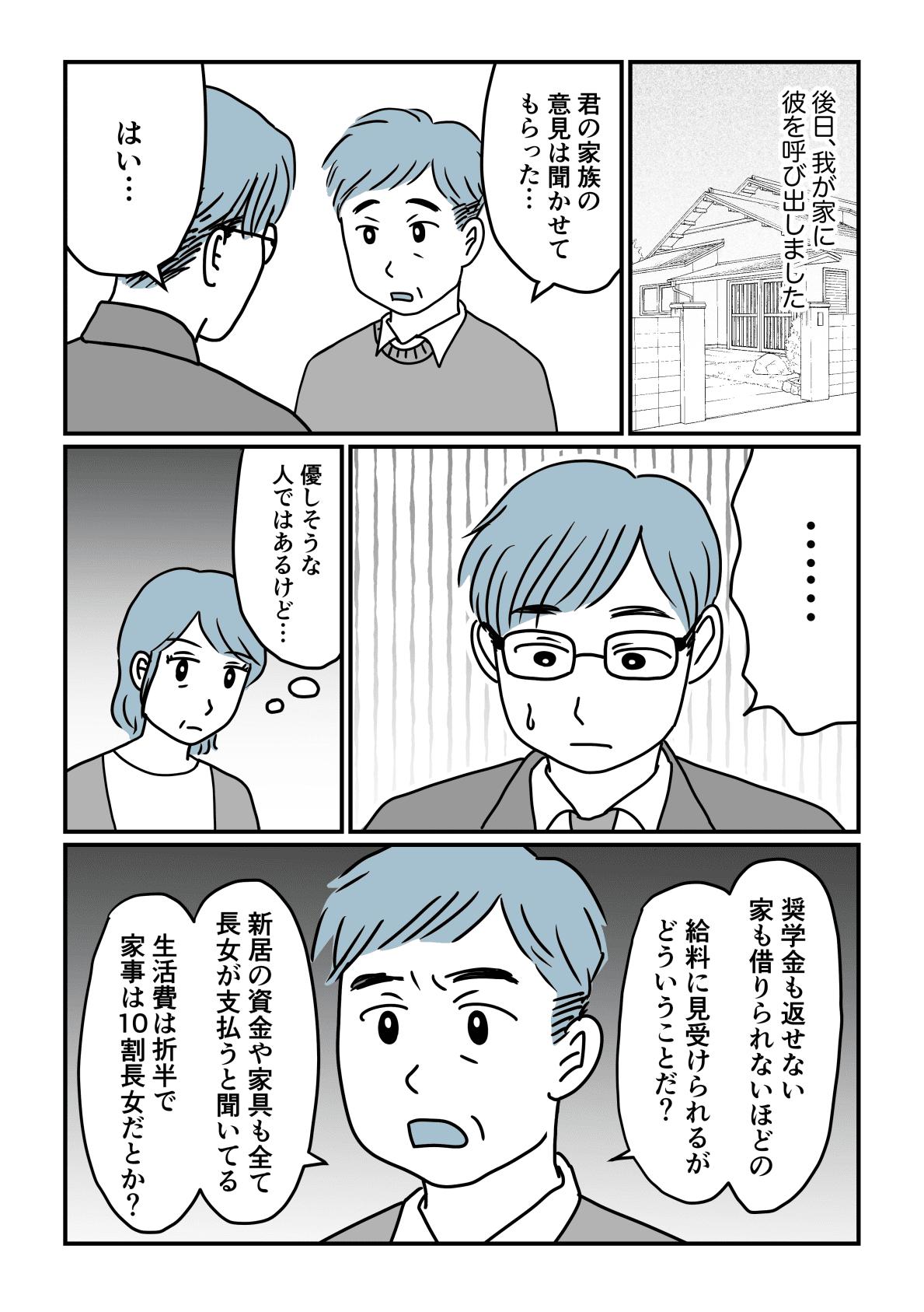 奨学金彼氏後編1