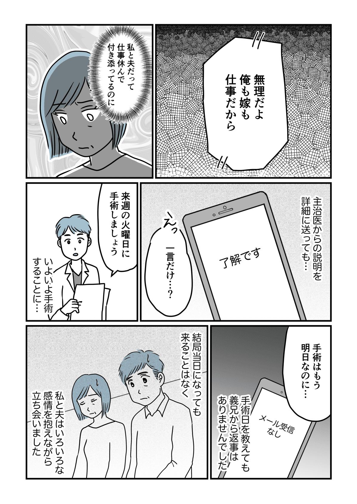 丸投げ義実家中編2
