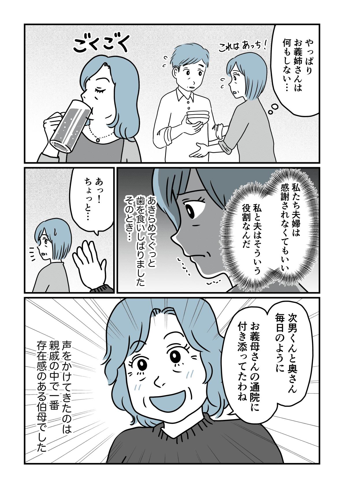 丸投げ義実家後編3