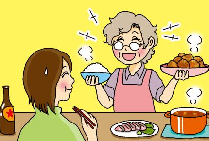 夫の実家に行ったときの食事代、毎回当たり前にうちが払ってるのって普通ですか?