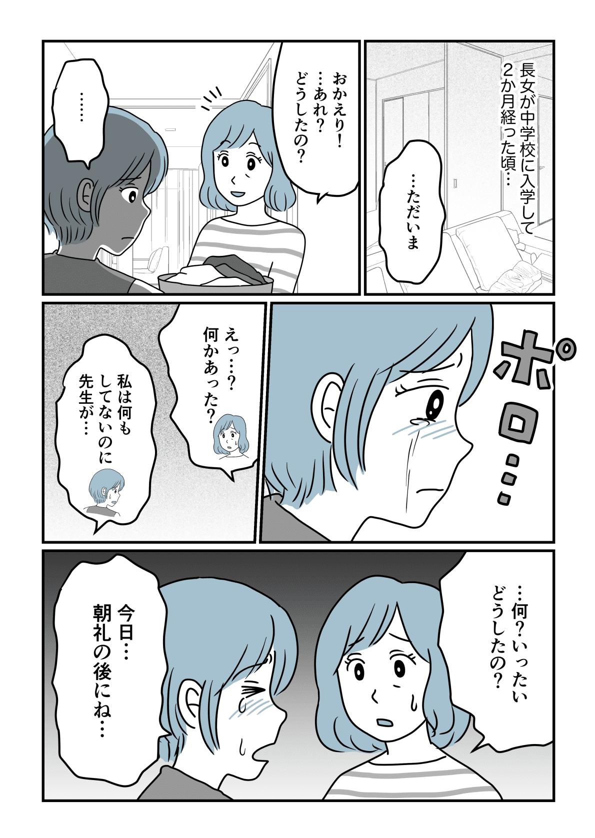 濡れ衣1−1