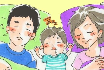 子どもを寝かしつけている間、みんなの旦那さんは何してる?できる家事などをしてくれている?