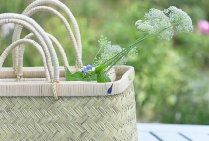 竹カゴは意識高い系?マイバッグとして使っていたら、変わった人だと思われる?
