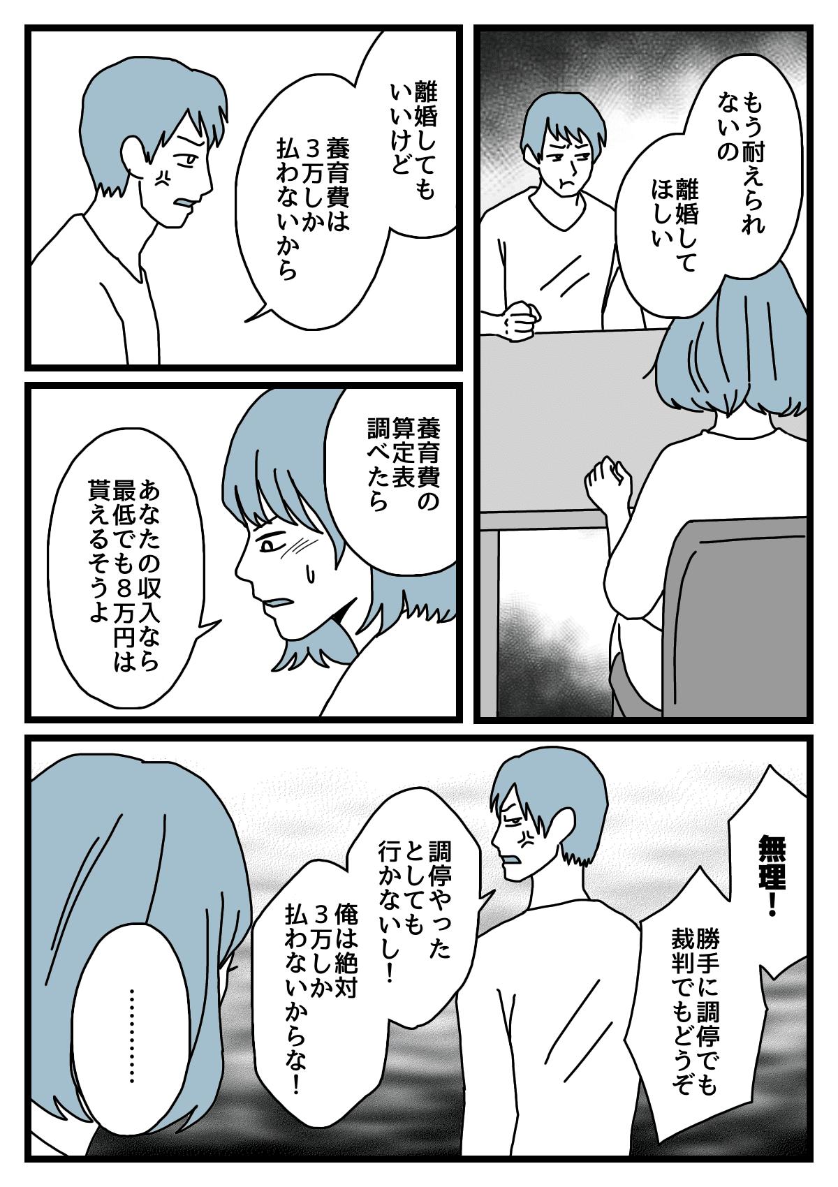 【後編】束縛1