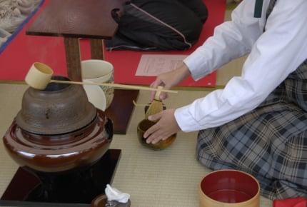 学生時代に習った茶道や華道。大人になっても役に立つ?