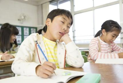 勉強をまったくしたがらない小学6年生。親はそのまま放置でいい?