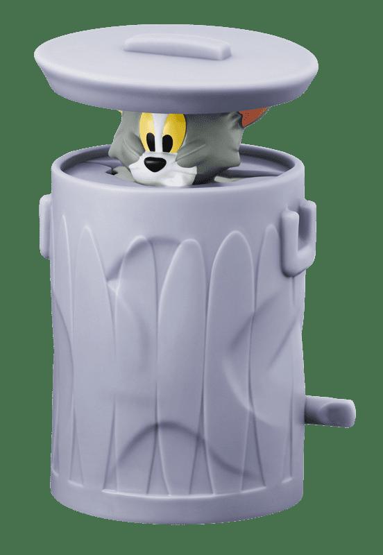 【第2弾】ゴミ箱にかくれたトム