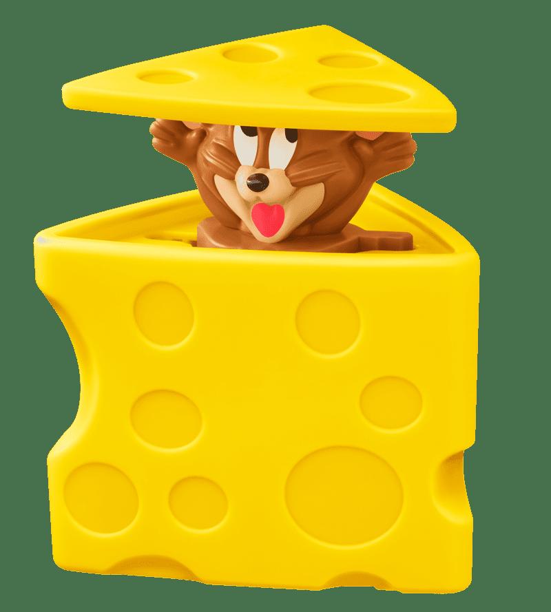【第1弾】チーズにかくれたジェリー