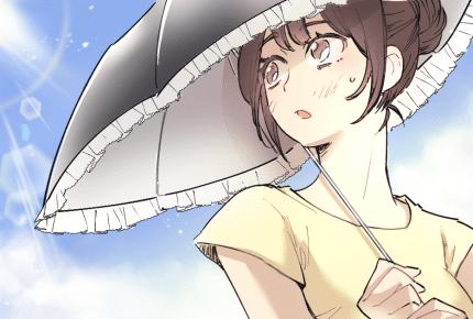 ママたちはどのような日傘を使っているの?日傘選びのポイントを教えて