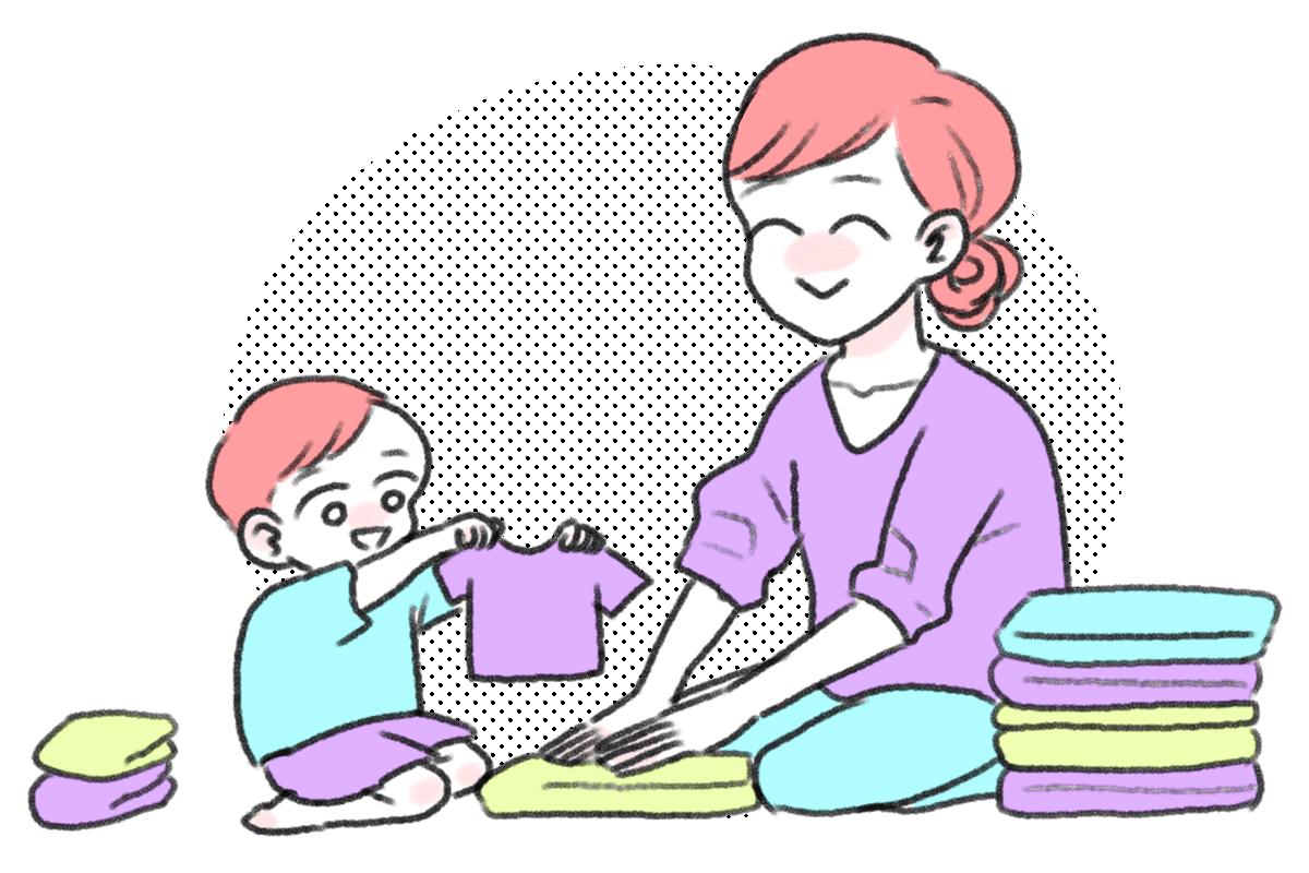 幼児の子どもにお手伝いをさせたい!幼児でもできるお手伝いってどんなこと?1