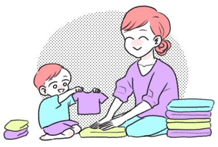 幼児の子どもにお手伝いをさせたい!幼児でもできるお手伝いってどんなこと?
