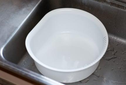 キッチンで「洗い桶」って使っている?ママたちの洗い桶事情をチェック