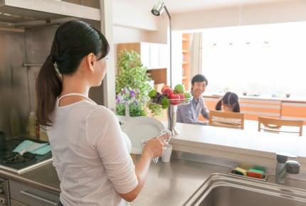 オープンキッチンはなぜ人気?「実はデメリットが多い」はほんとう?