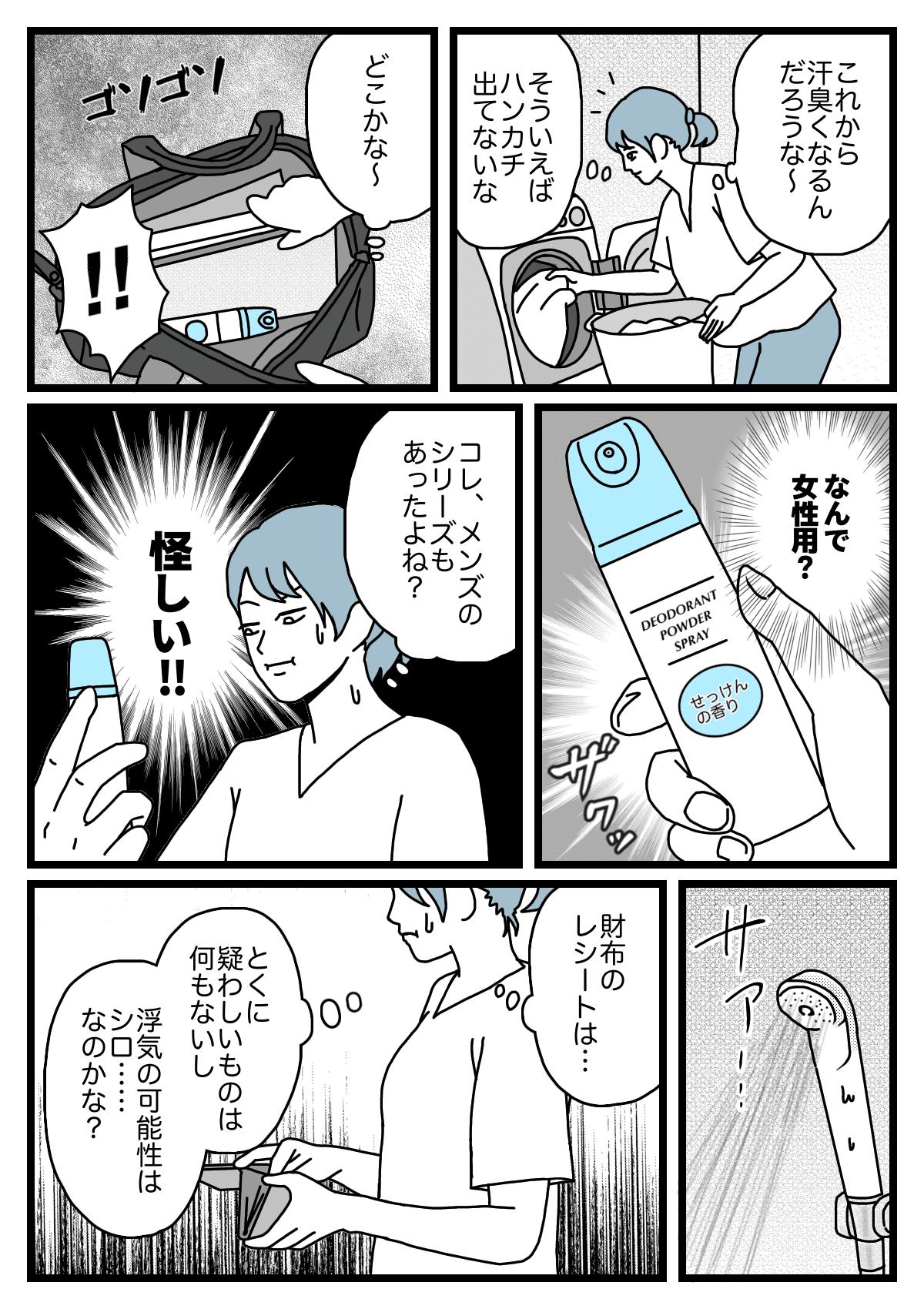【前編】制汗剤1