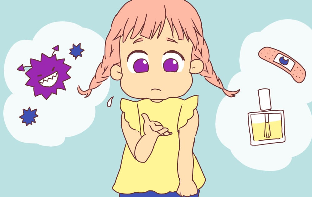 指しゃぶりがやめられない3歳の娘。やめさせられる方法はある?2