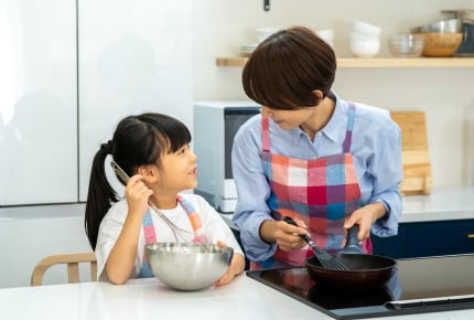 小学生の子どもでも作れる簡単料理を教えて!ママたちおススメの食事&おやつレシピ