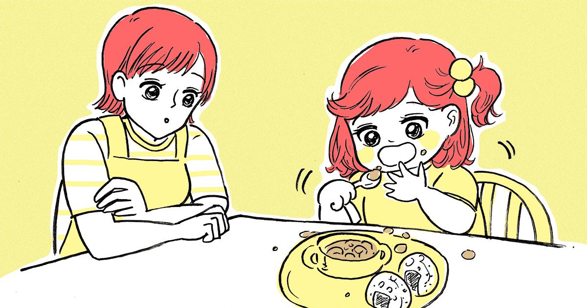 2歳児のお昼ごはん、ママさんたちは栄養バランスを重視している?1