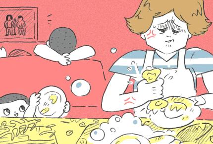 お弁当箱を洗わない旦那にイライラ!職場で洗ってくればいいのに