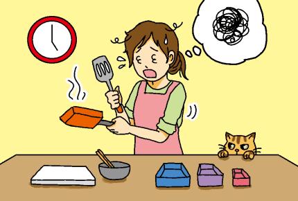 冷凍食品入りのお弁当は手抜き?冷凍食品のメリットや使う理由を教えて