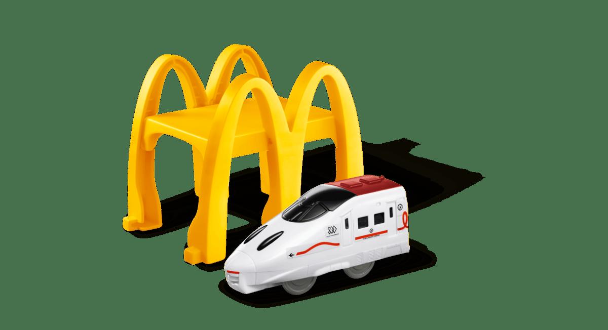 【第2弾】800系新幹線つばめ&マクドナルドトンネル
