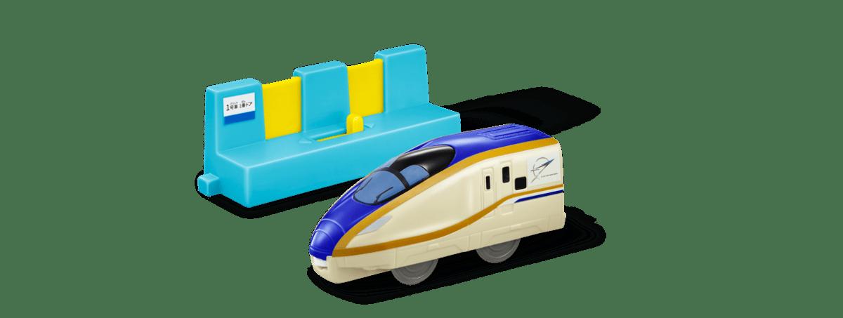 【第1弾】E7系新幹線かがやき&ホームドア (2)