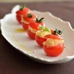 ミニトマトのおもてなし前菜