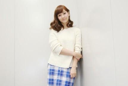 藤本美貴:第3回 妊娠中に着る服がなくなって泣きました(笑)