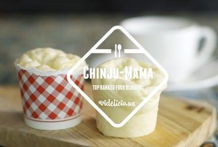 人気ブロガー珍獣ママの「捏ねない! フライパンでふわふわ!とろける白クリームパン」