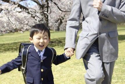 『新学期、子どもの成長のために自ら挑戦を始めた父の話』