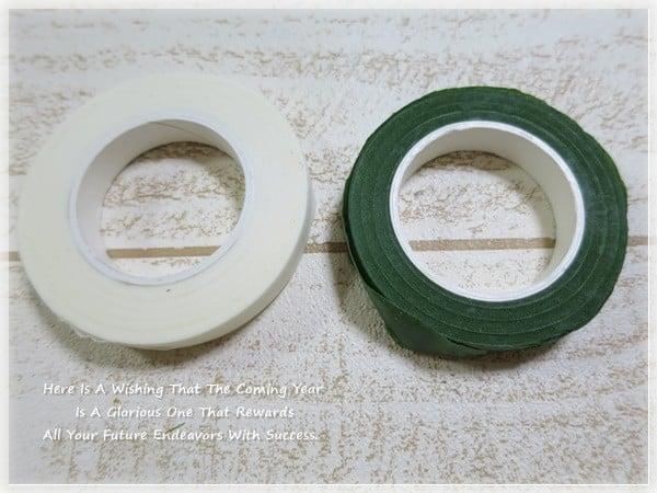 画像10 フローラルテープ