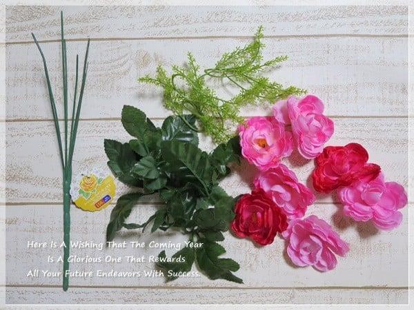 画像13 花の作り方1