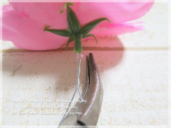 画像16 花の作り方3−1