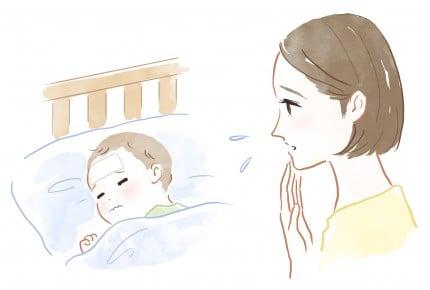 【体験レポート】子どもが熱性けいれんを起こした時の対処法は?「小児科オンライン」で相談してみました