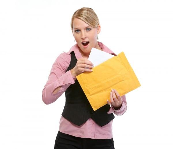 不要な郵便物を受取拒否する方法