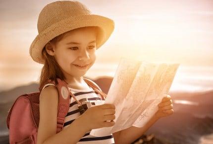 かわいい子には旅をさせよ!ステップ・バイ・ステップの「一人旅への挑戦」