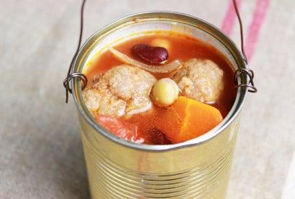 【ジブリ飯再現!】『天空の城ラピュタ』パズーの肉団子スープを作ってみた!
