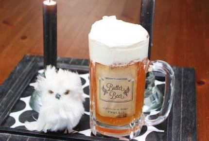 【ハリーポッター再現】噂のバタービール!味の感想とレシピをご紹介!