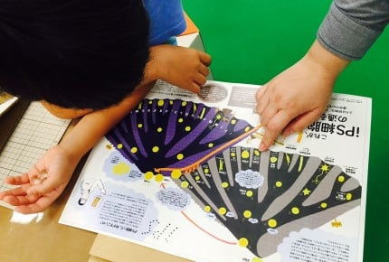 夏休みの工作情報も!「遊んで学ぼう!iPS細胞のふしぎ」が六本木ヒルズで開催